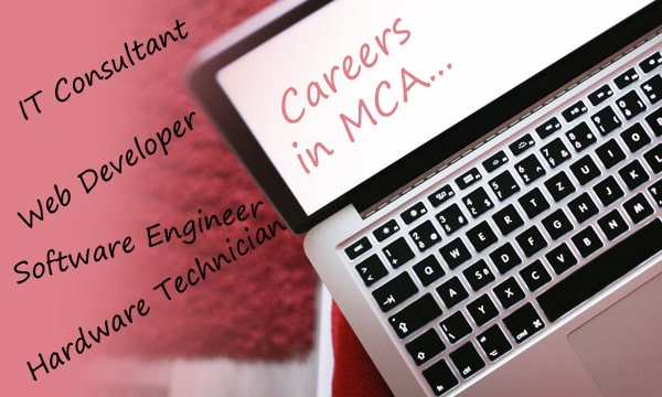 Career opportunities after MCA