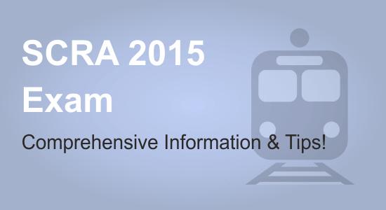 SCRA 2015 Exam