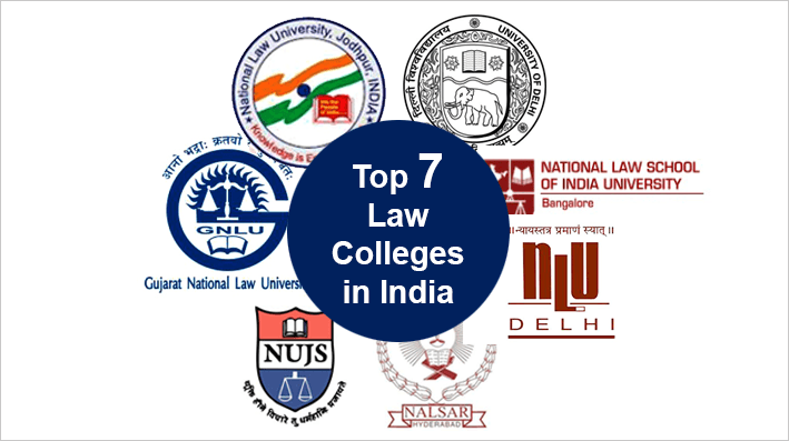 Top 7 Law Colleges in India