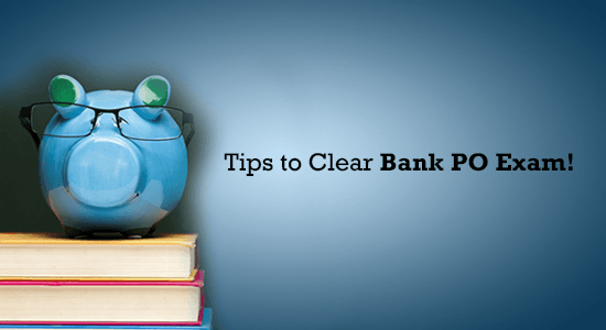 Tips for Bank PO Exam