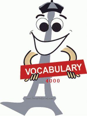 Vocabulary